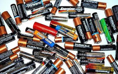 Pilas: Fuente de contaminación portatil