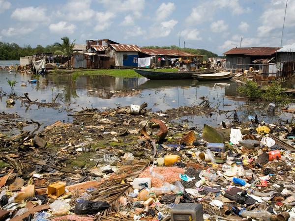 Desde hace miles de años se inició la degradación del ambiente