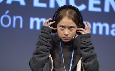 El contradictorio Asperger de Greta Thunberg