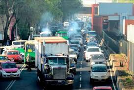 Contaminación ambiental y el transporte