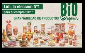 Lidl apuesta por productos eco en España