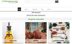 Atudespensa.com es una tienda online de productos tradicionales y naturales