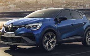 Renault Captur E-Tech Hybrid con etiqueta ECO ya está en España